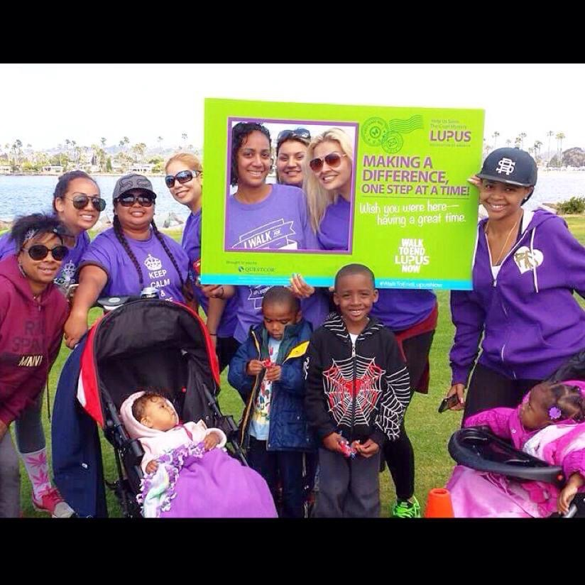 Supporting a loved one with lupus